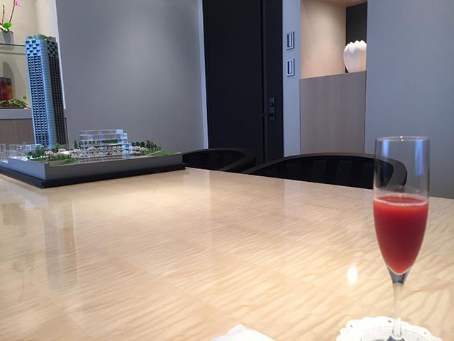 リッツカールトン東京の飲み物