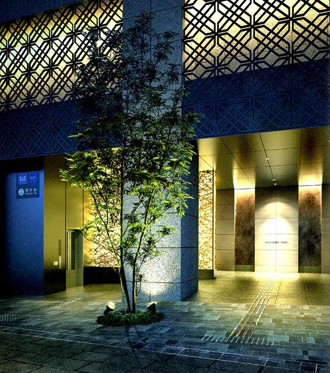 麹町駅 直結エレベーター