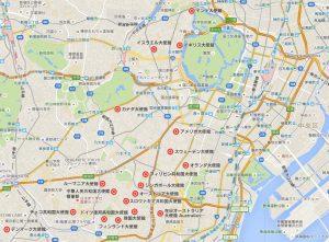 大使館 東京
