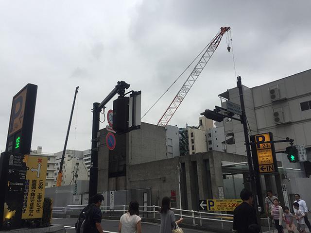 浜松町駅西口周辺開発計画