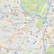 地図で見る2018年(平成30年)東京の住宅地で公示地価が高いエリアランキングTOP30